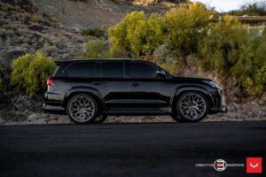 Lexus LX Zero Design Wide-body built by Creative Bespoke
