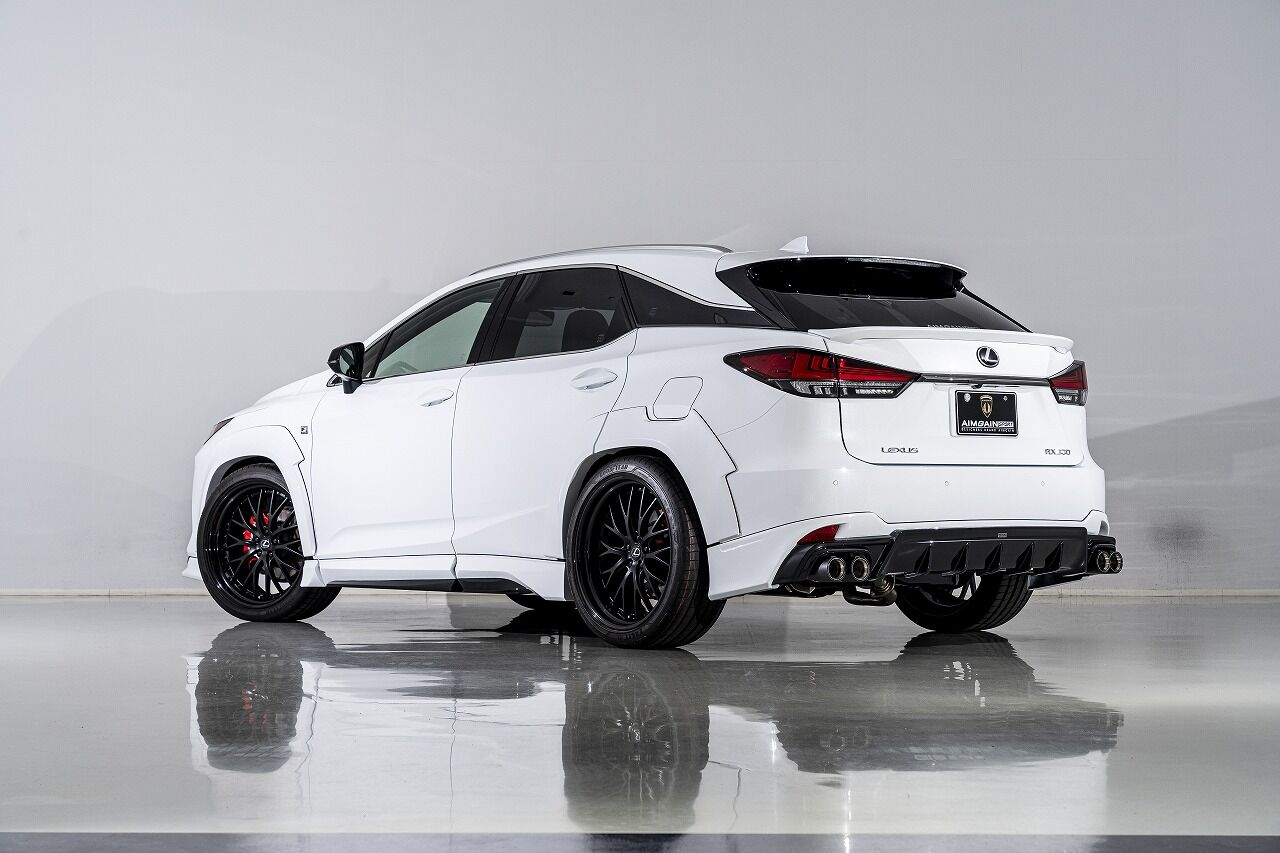 Lexus RX Wide Body Kit by Aimgain
