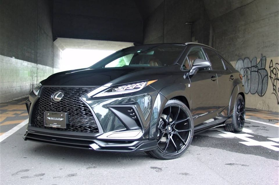 Lexus RX Wide Body Kit by Artisan Spirits