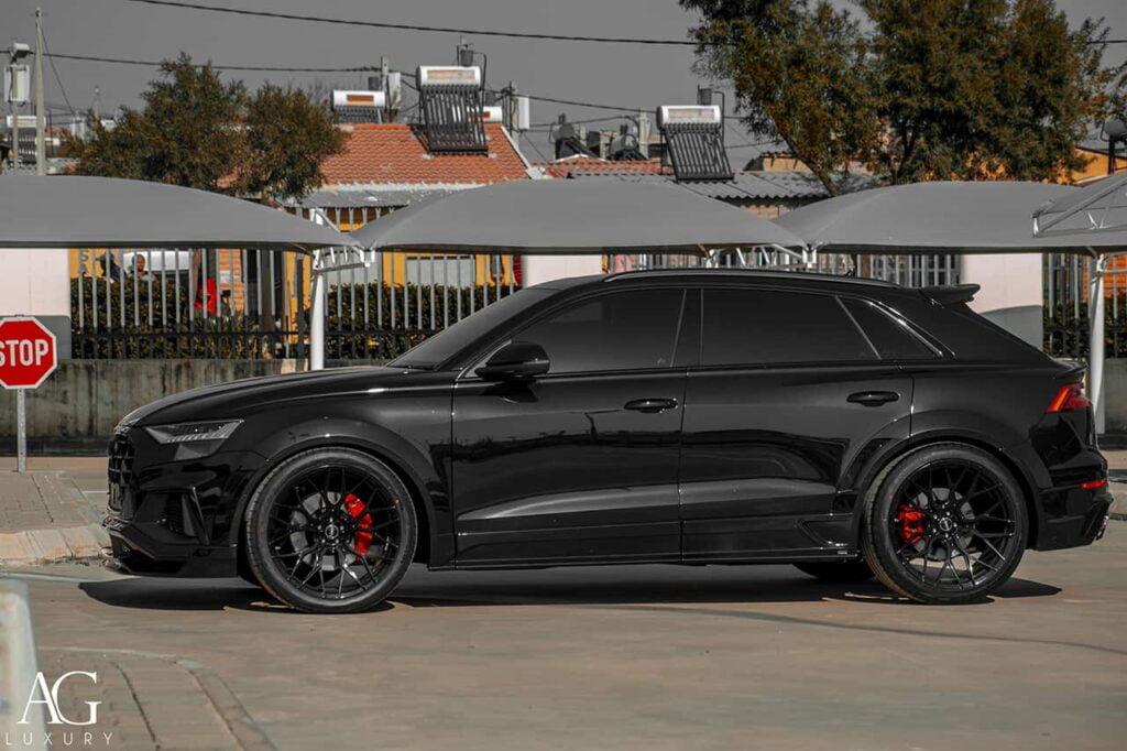 Lumma Design Presents Ultra-Aggressive Audi SQ8
