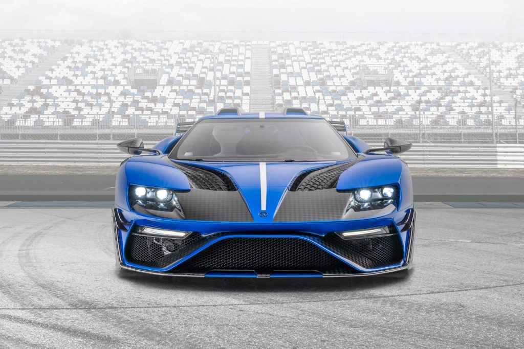 Ford GT Le Mans by Mansory Limited Version