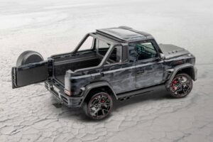 MANSORY & Philipp Plein Star Trooper Pickup Mercedes G-Class