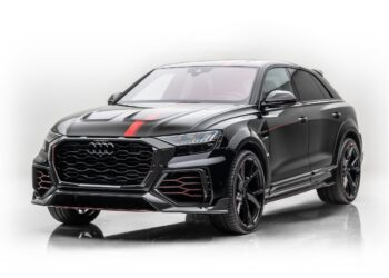 MANSORY Takes Audi RS Q8 780 HP