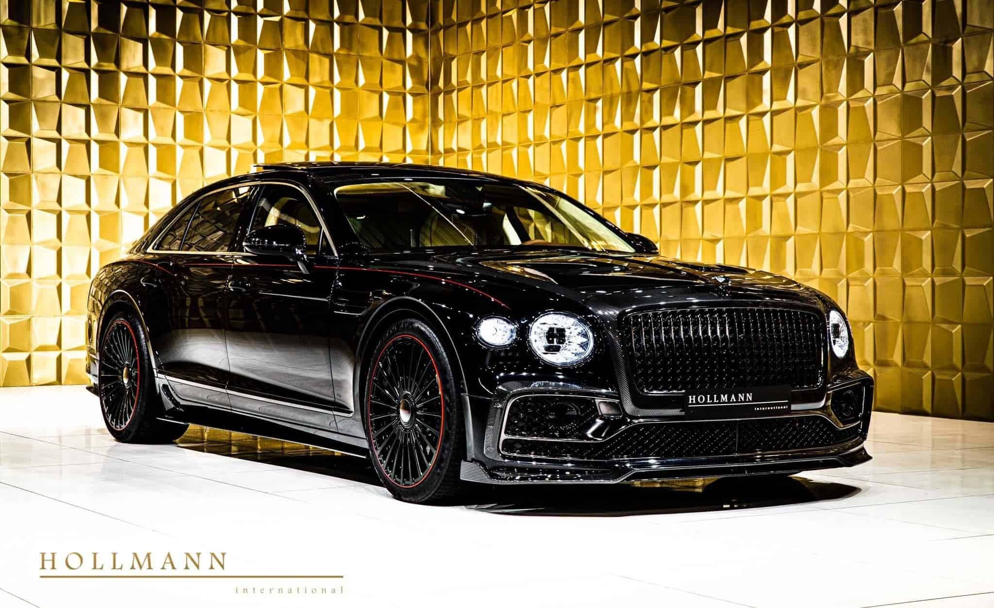 Bentley Flying Spur First Edition by Mansory