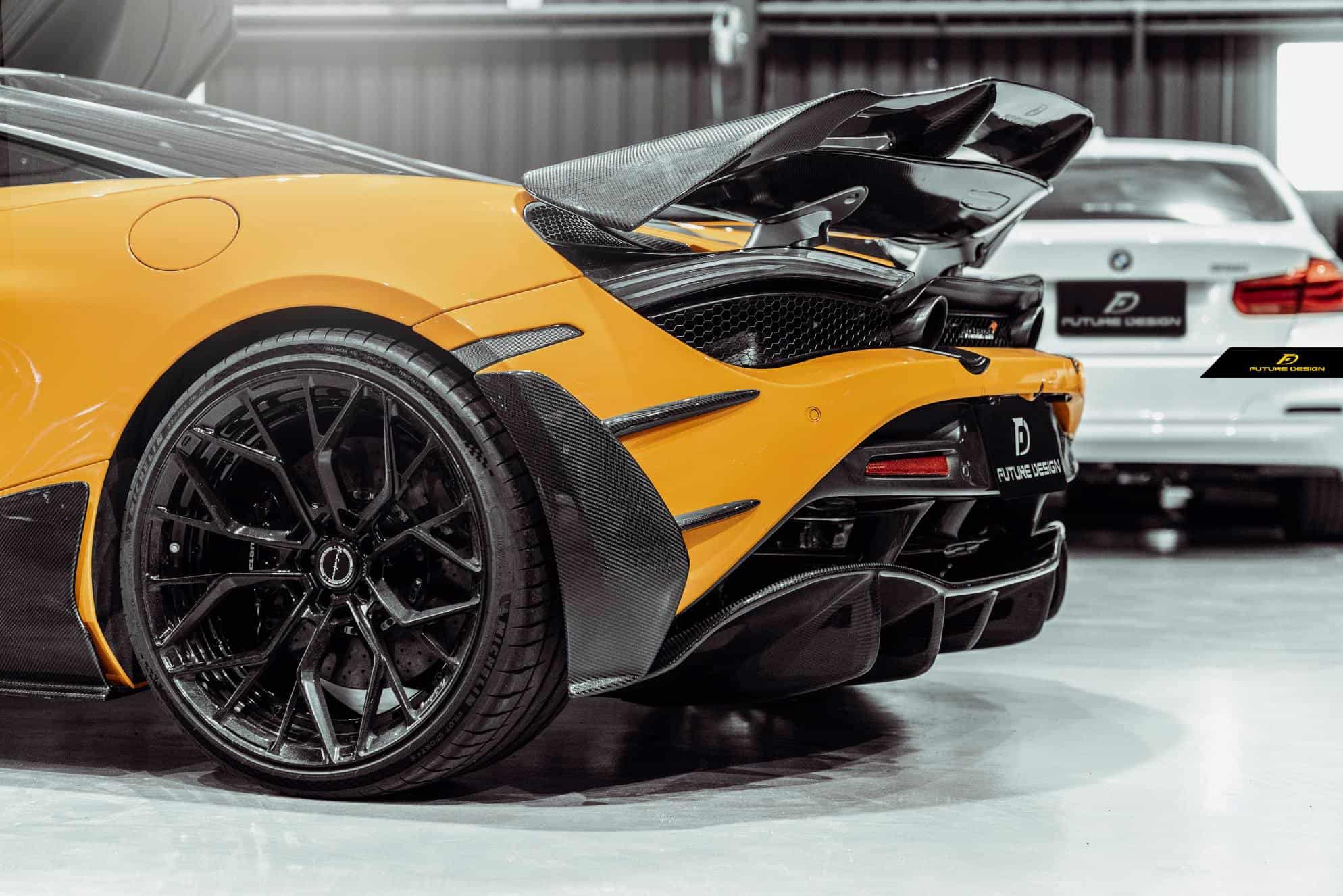 McLaren 720S Future Design body kit Real Killer