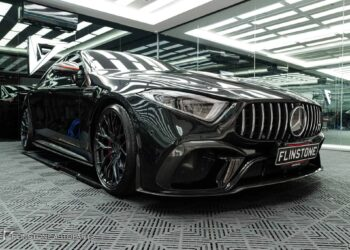 Mercedes-AMG CLS 53 Menacing Makeover