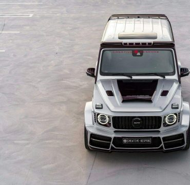 Mercedes-AMG G63 Hermes body kit Is a Real Killer