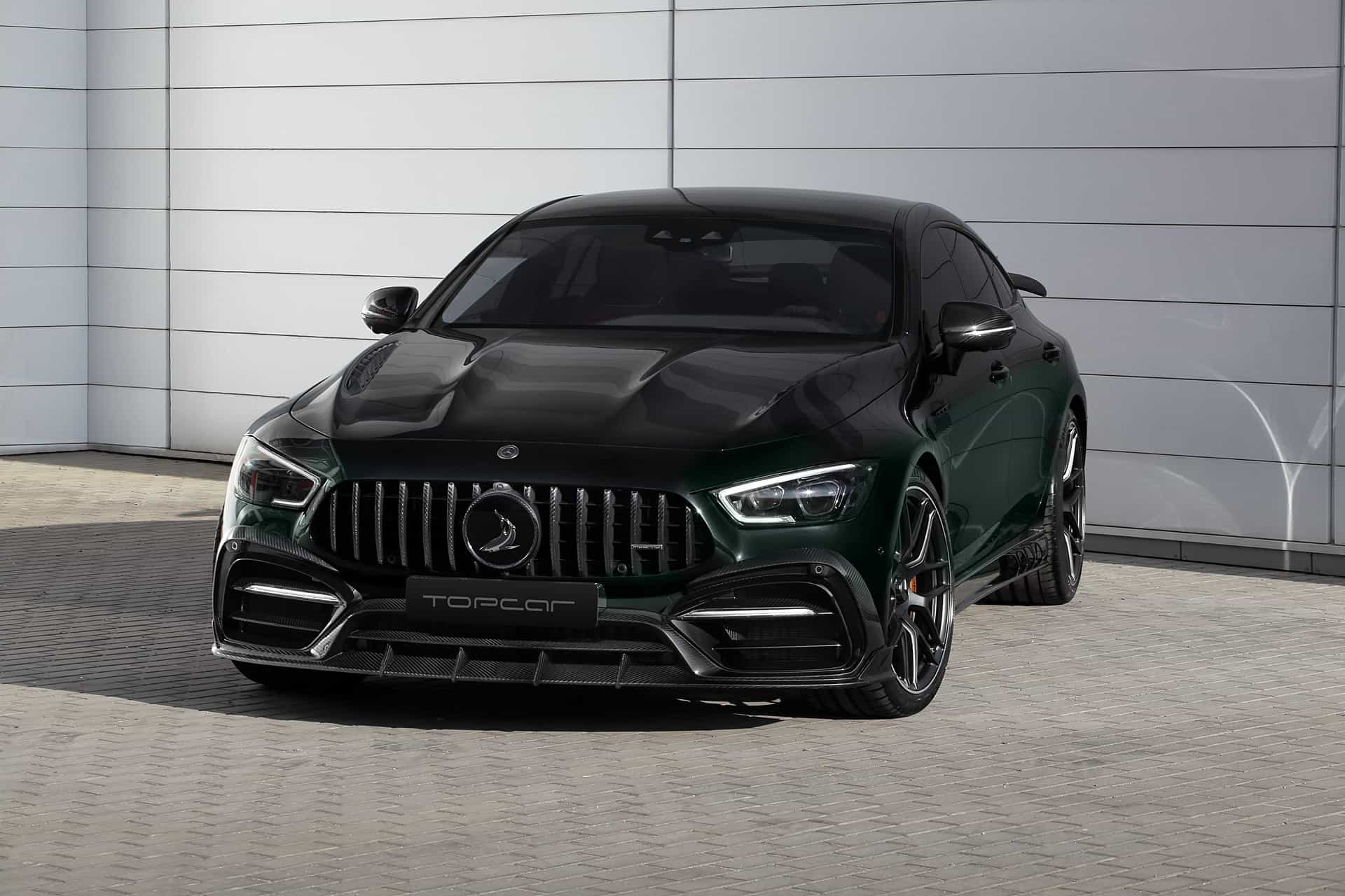 TOPCAR Releases Body Kit for Mercedes-AMG GT 4-door Coupe