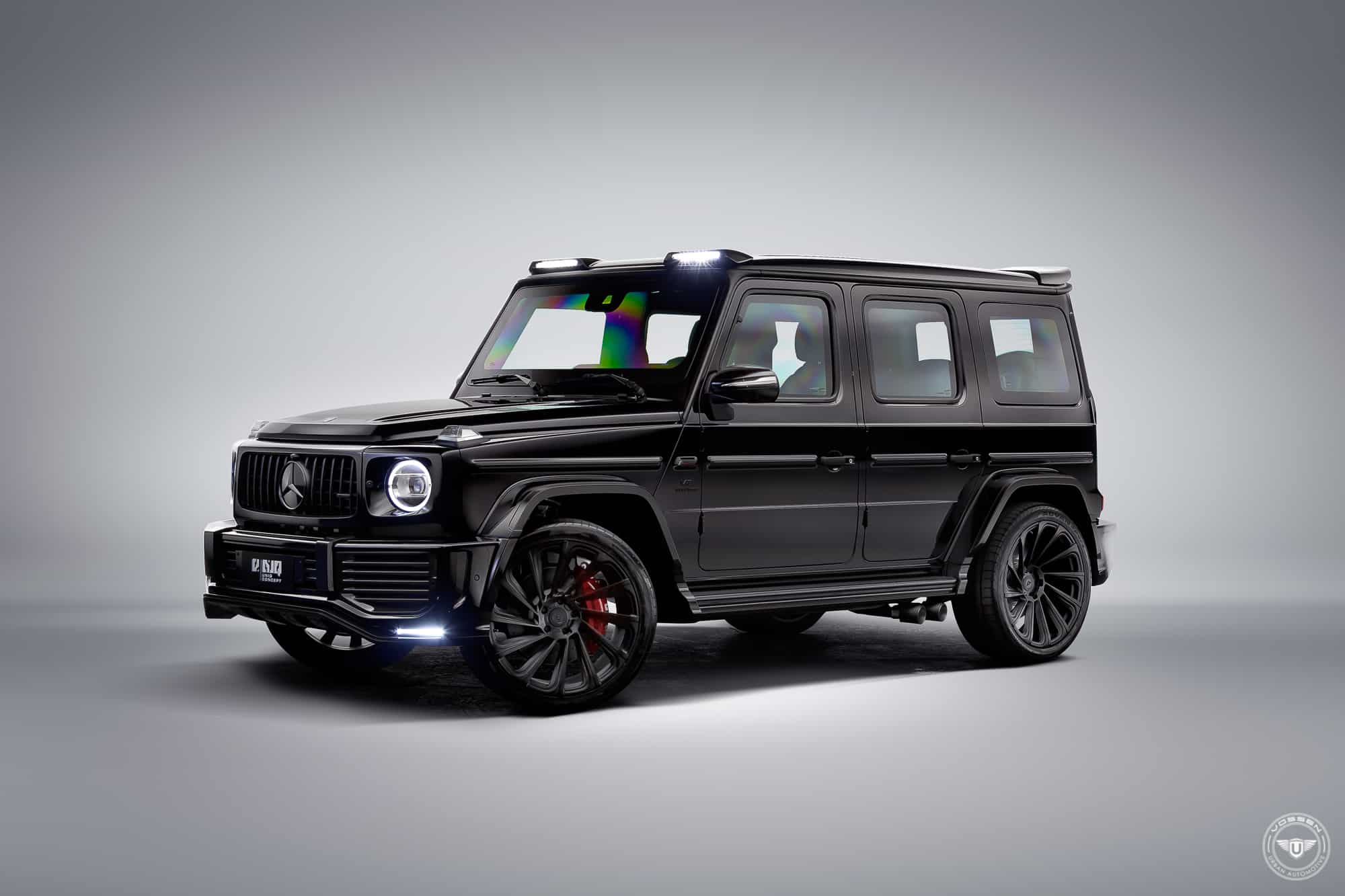 Mercedes G63 Wide body By Urban Automotive