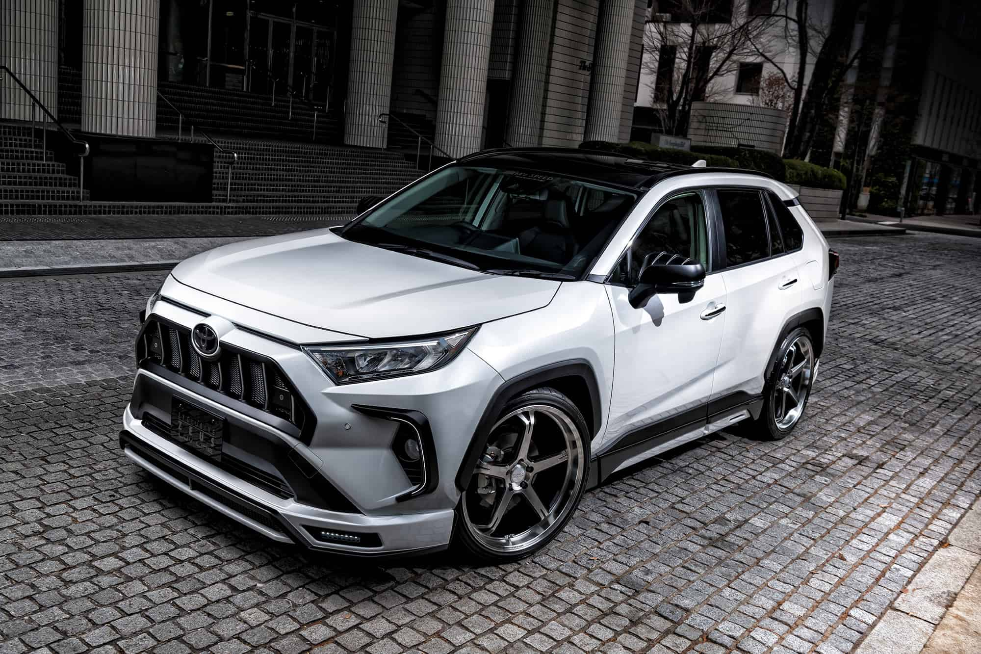 Mz Speed Exclusive ZEUS Toyota Rav4