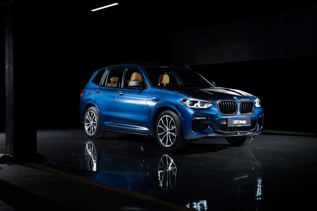 New BMW X3 G01 Aero Kit by Larte Performance