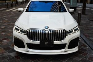 New Bmw 7 visual upgrades from 3DDesign