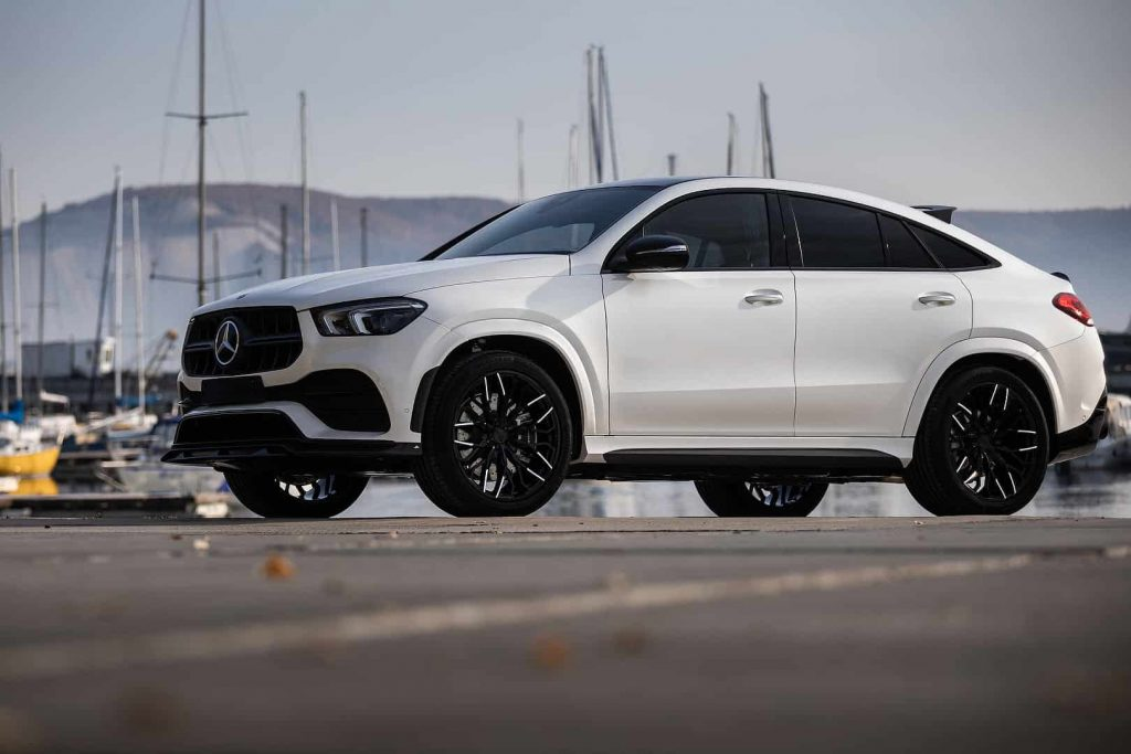 New Mercedes GLE Coupe Body Kit LARTE Design