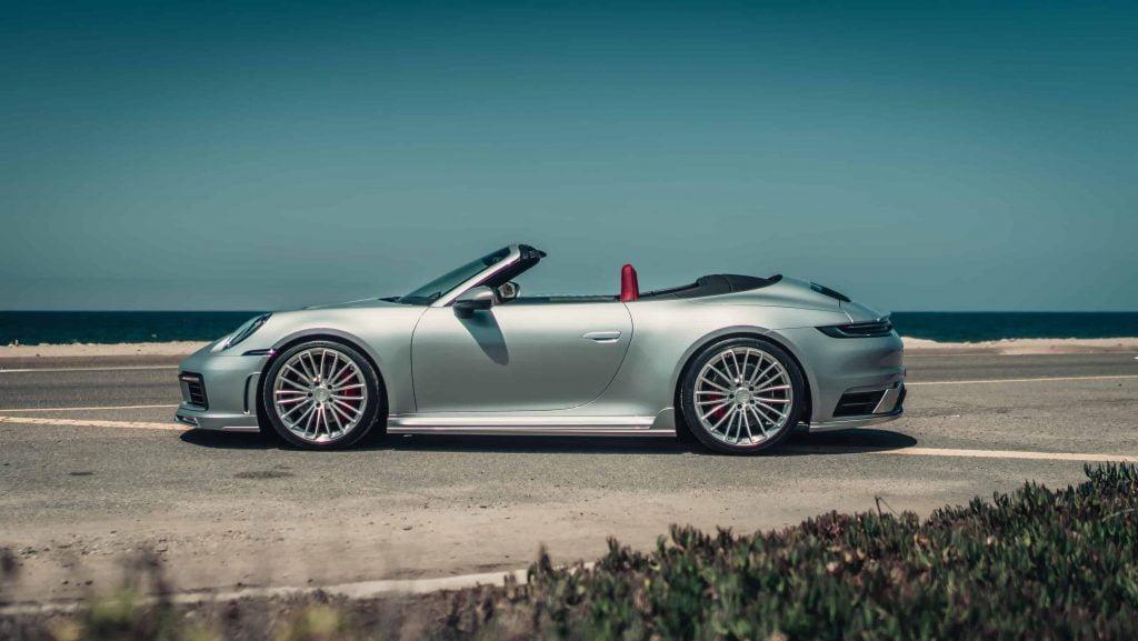 New Porsche 911 (992) Carrera S by TechArt
