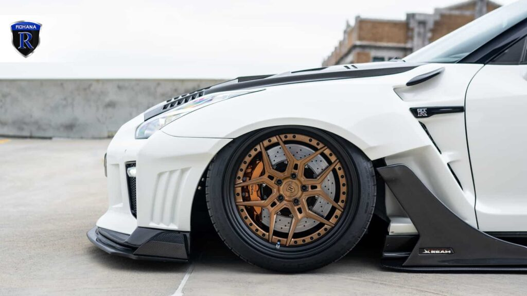 Nissan GT-R Insane Widebody by Kream Developments