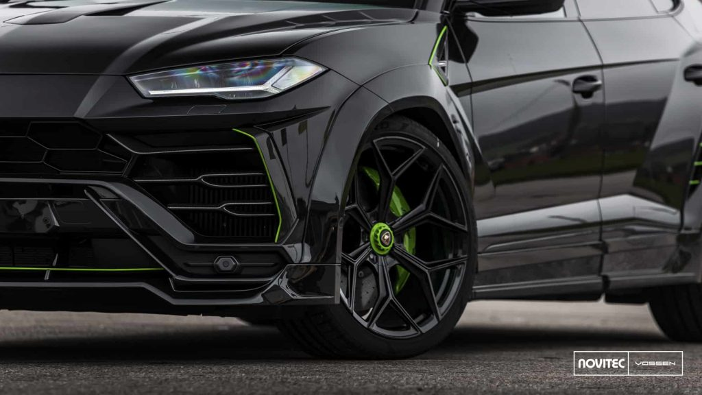Novitec ESTESO Wide body Kit Lamborghini Urus