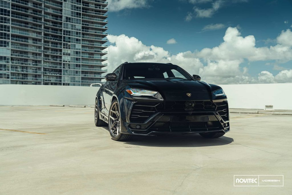 Novitec Lamborghini Urus Gets New Wheels