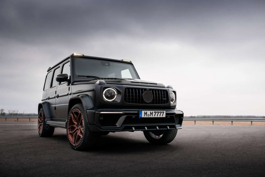 «Project 7» Mercedes-AMG G63