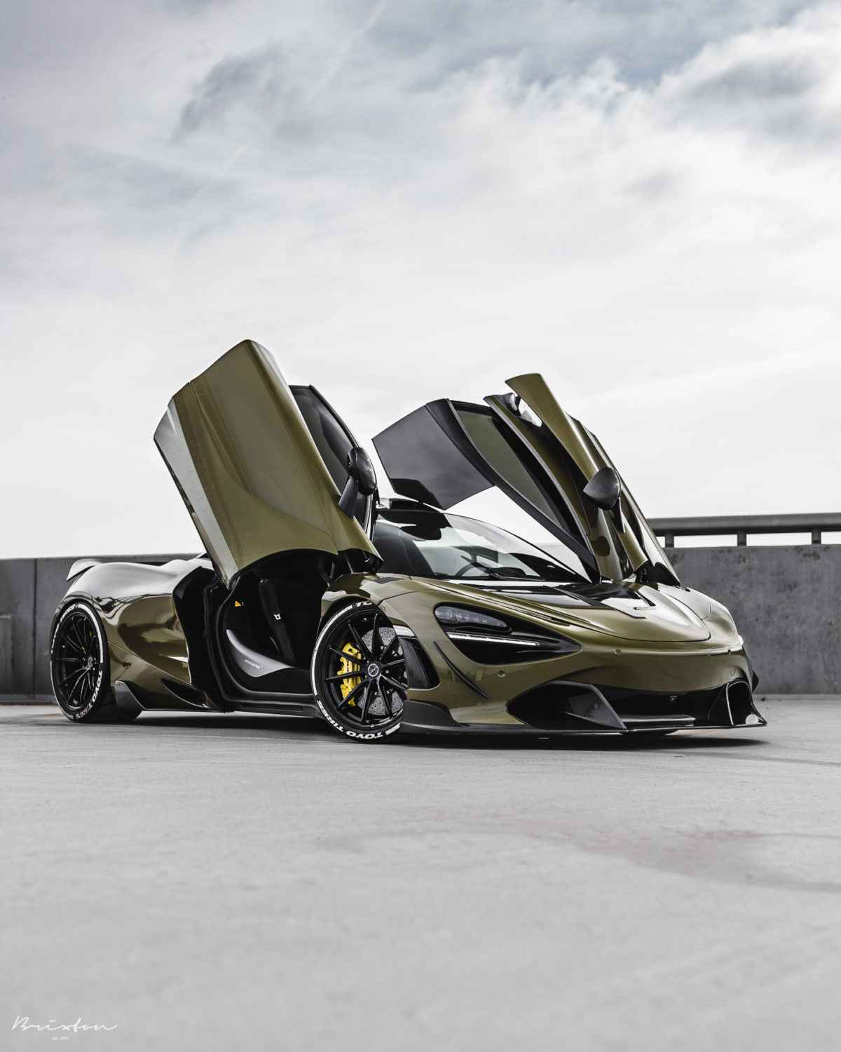 RDBLA Makes The Mclaren 720s More HardcoreRDBLA Makes The Mclaren 720s More Hardcore