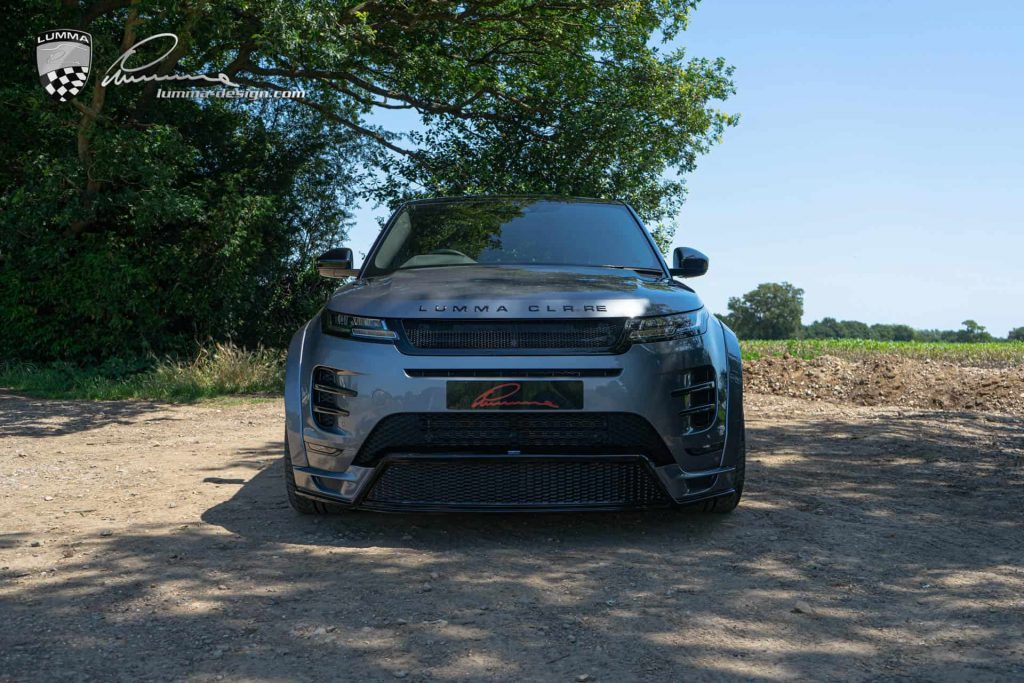Range Rover Evoque Widebody By LUMMA Design
