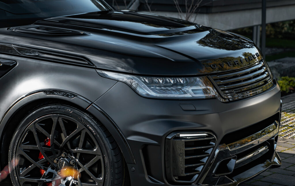 Range Rover Sport Overfinch Supersport Body Kit