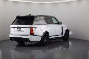 Range Rover Velocity Edition by Overfinch