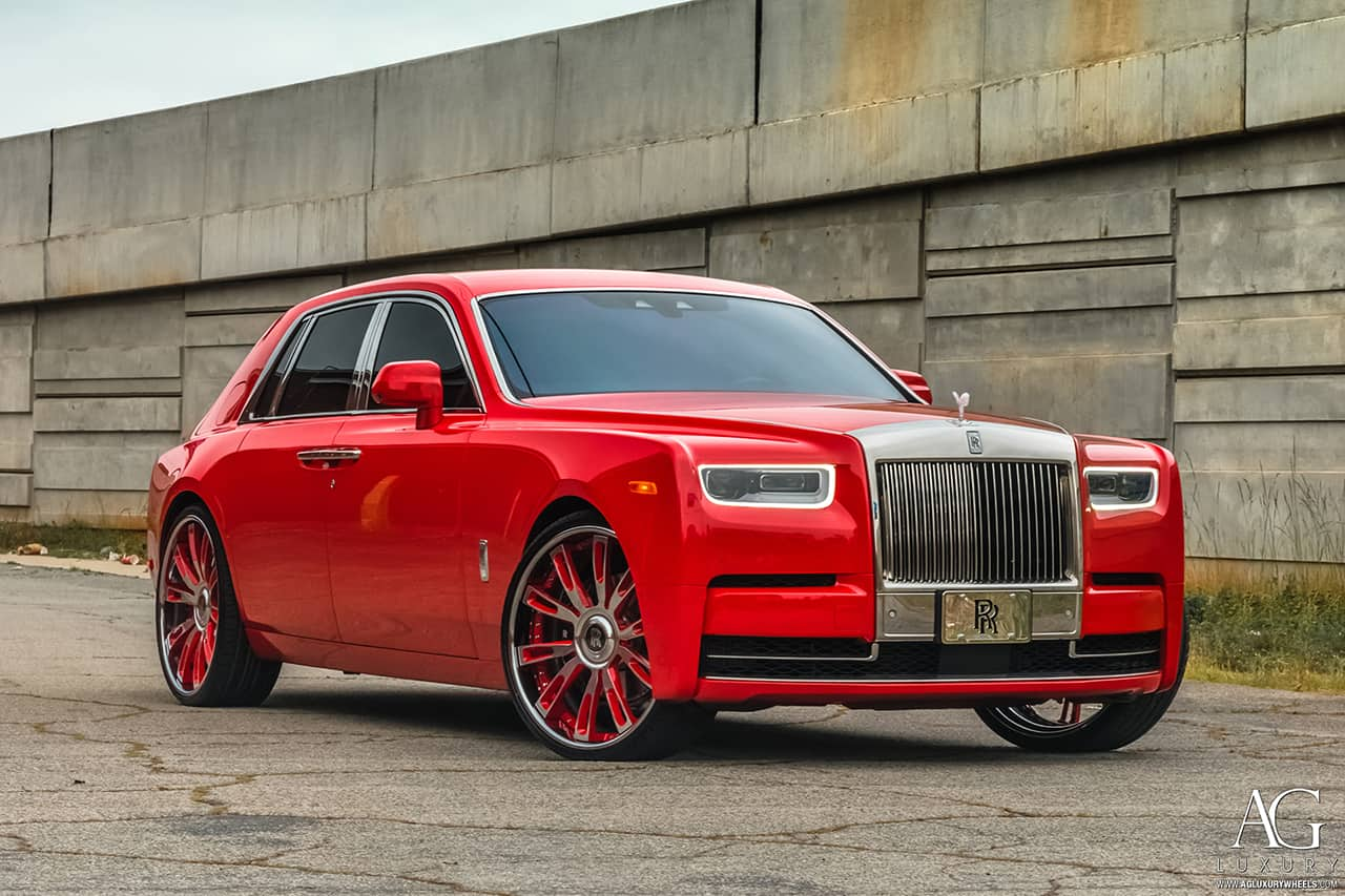 Rolls-Royce Phantom AG Luxury Wheels