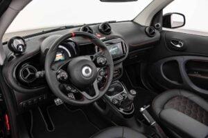 Smart EQ fortwo cabrio BRABUS Ultimate E