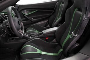 McLaren 720S a completely redesigned interior