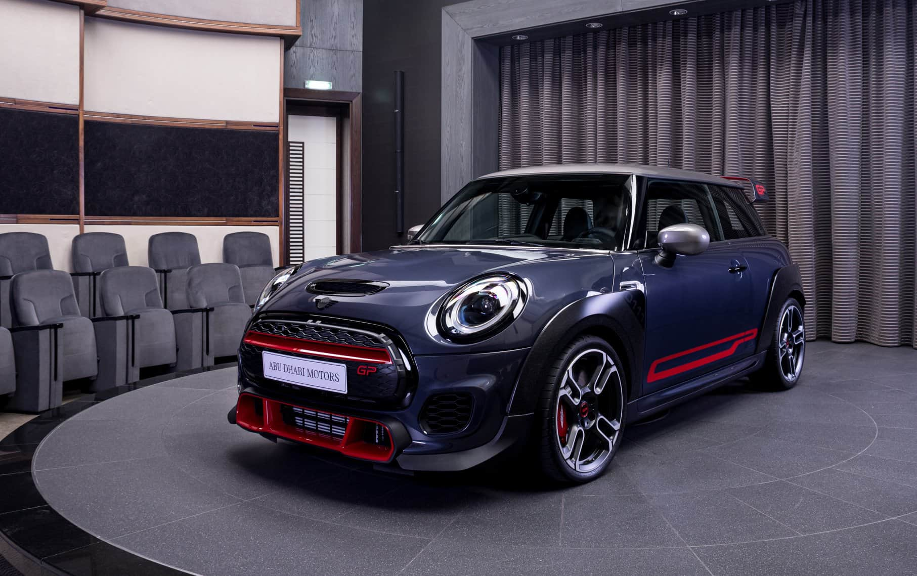 The new MINI John Cooper Works GP 3 Door