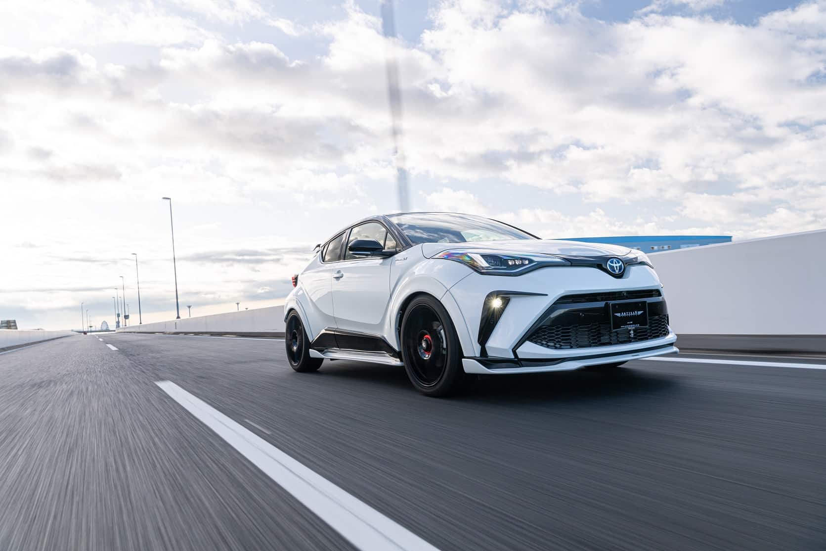 Toyota C-HR by Artisan Spirits