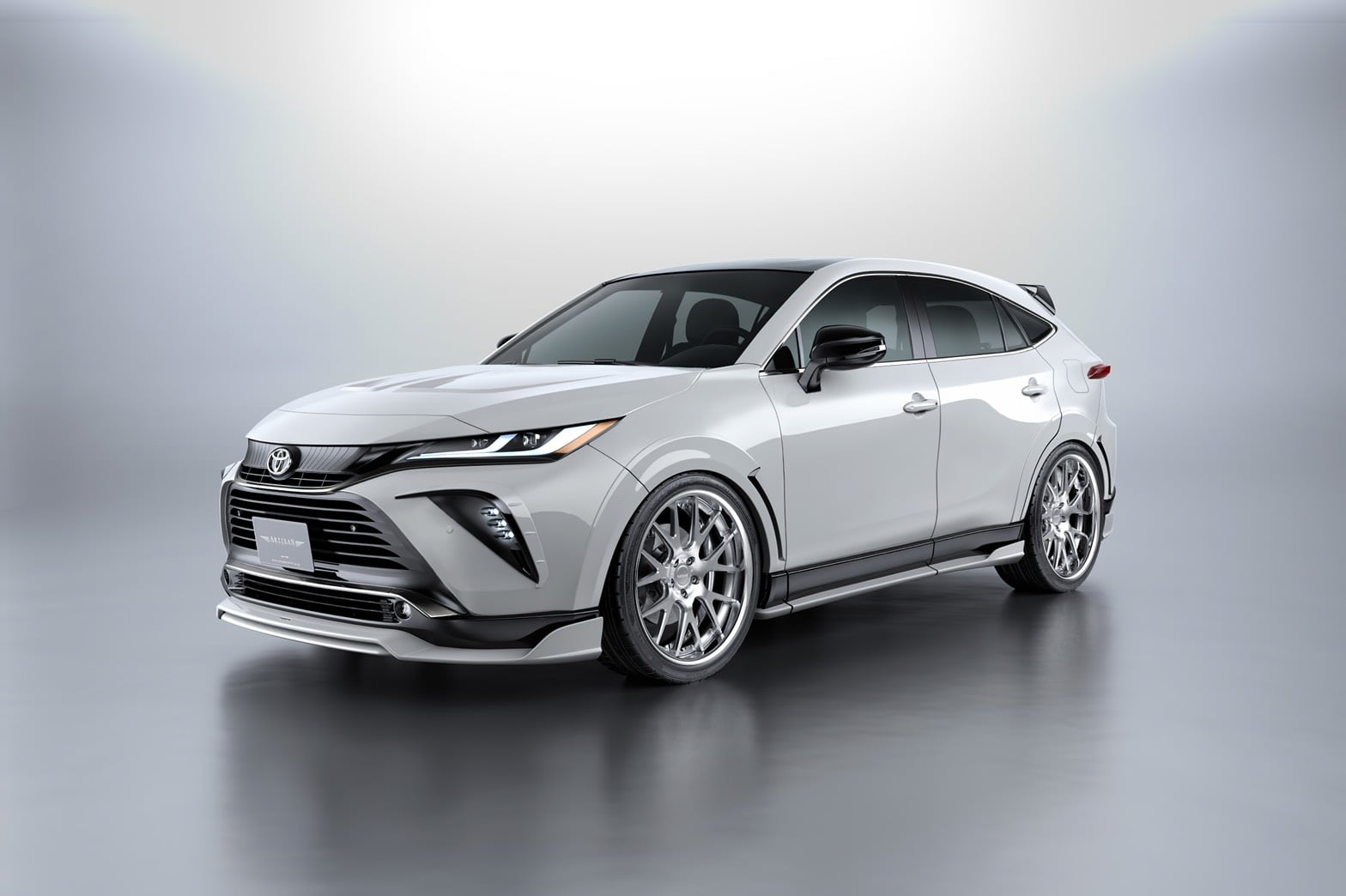 Toyota Venza/Harrier Body Kit by Artisan Spirits