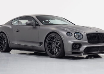 Urban Automotive Bentley Continental GT a New Kit
