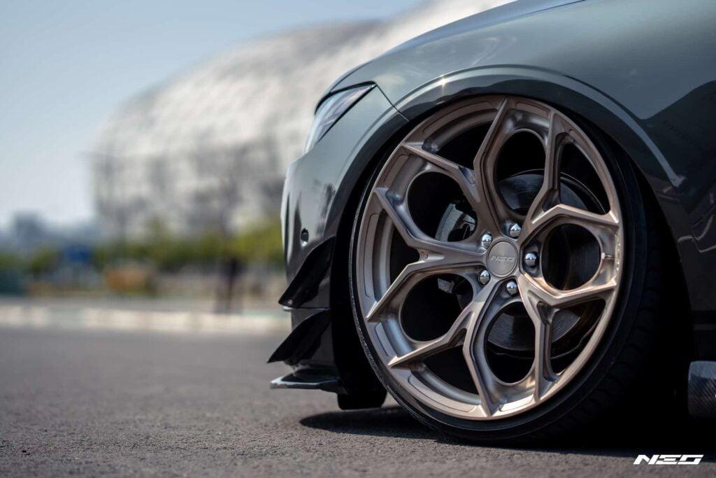 Volvo V90 - Heico Sportiv & NES wheels