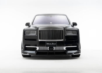 Wald Presents The Rolls-Royce Cullinan Black Bison Edition